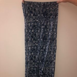 2 full length maxi skirts worn only a few times